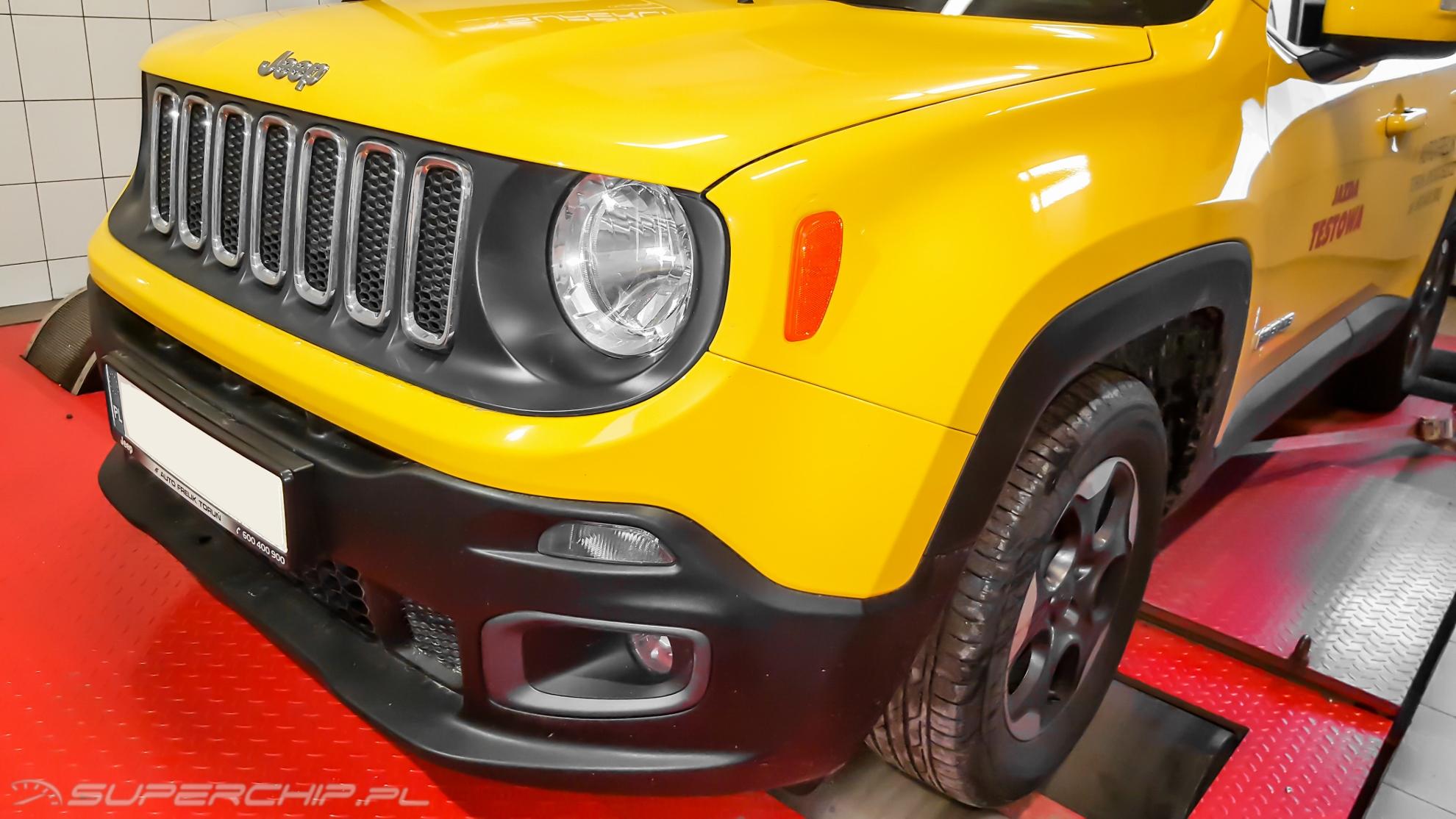 Jeep Renegade 1.4 Multiair 140 KM 103 kW( +21)