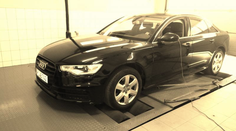Audi A6 3.0 TDI 245 PS - chiptuning