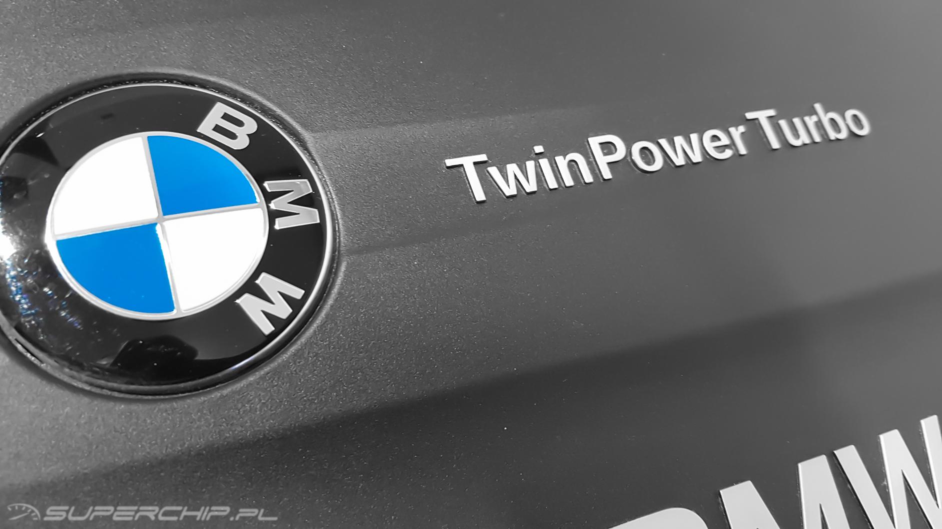 Power box BMW X4 20d 190 KM 140 kW