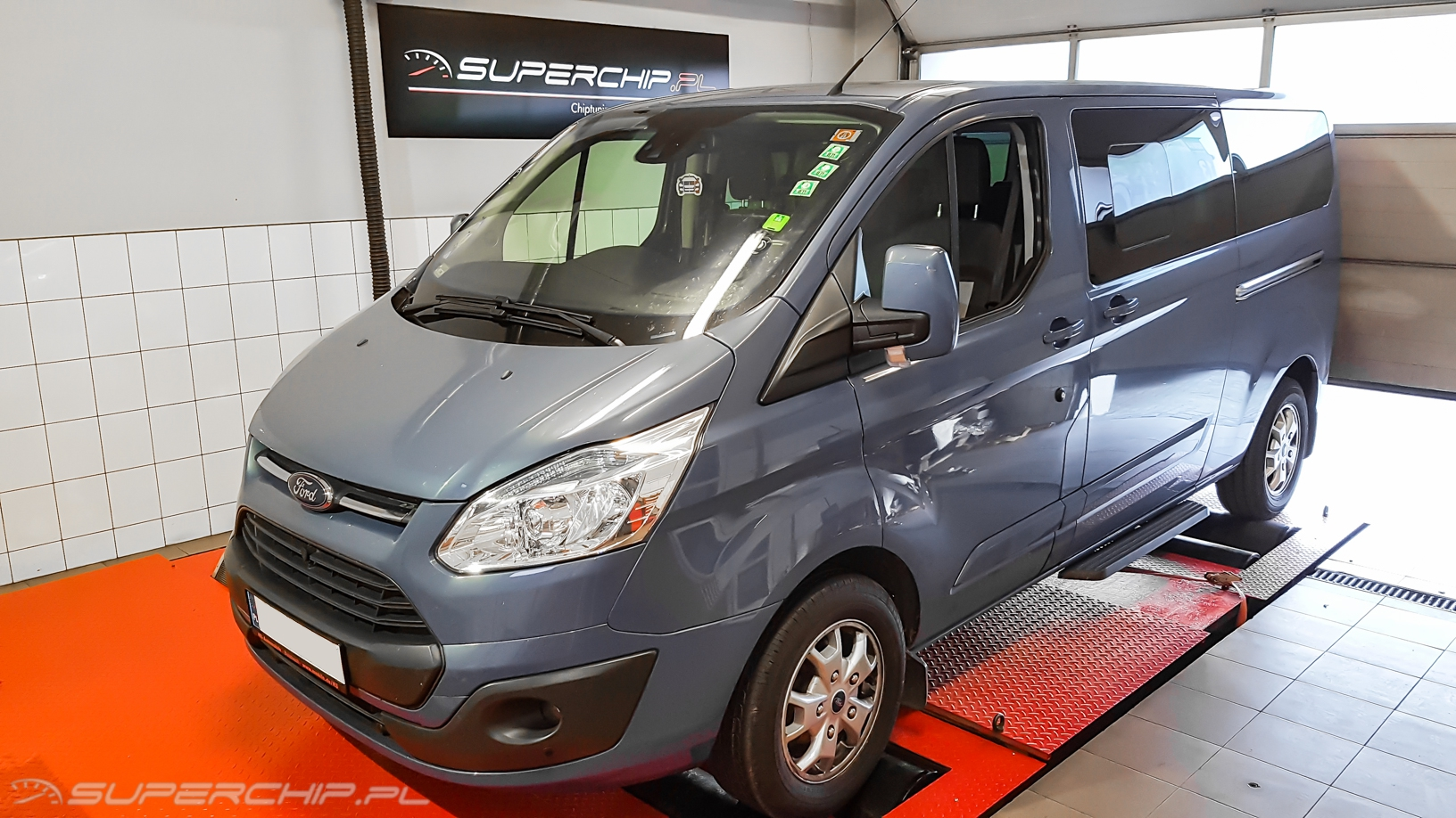 Chip Tuning Ford Transit 2.2 TDCi 155 KM
