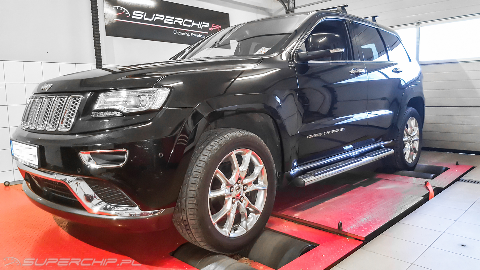 Jeep Grand Cherokee 3.0 250 KM PowerBox