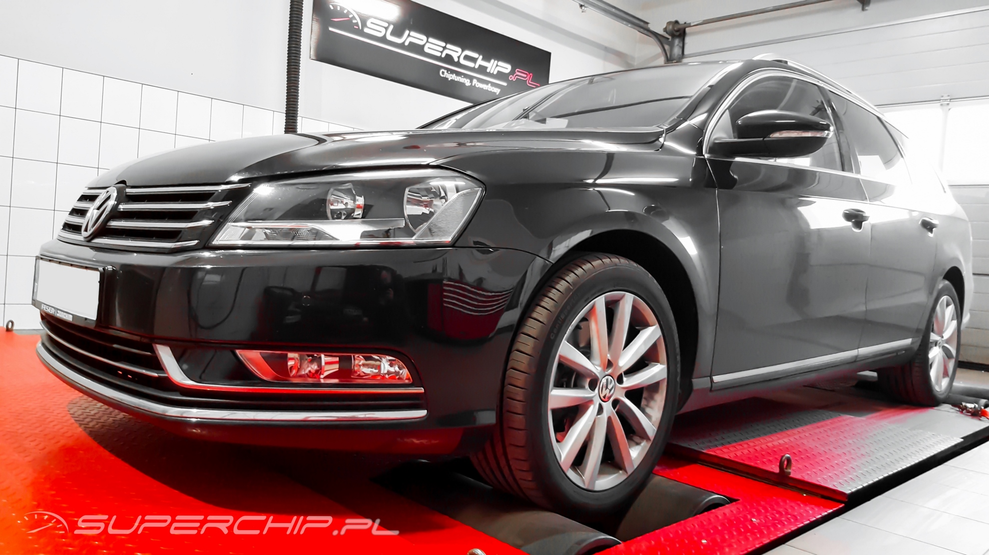 Vw Passat 2.0 TDI CR 177 KM 125 kW ChipTuning